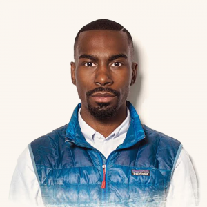 A headshot of DeRay McKesson