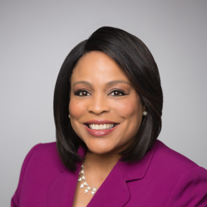 A headshot of Loretta Smith