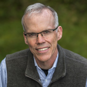 A headshot of Bill McKibben