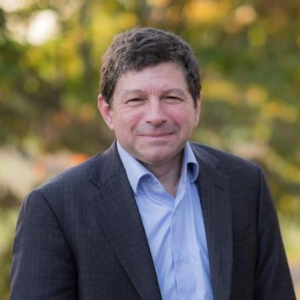 A headshot of Steve Novick